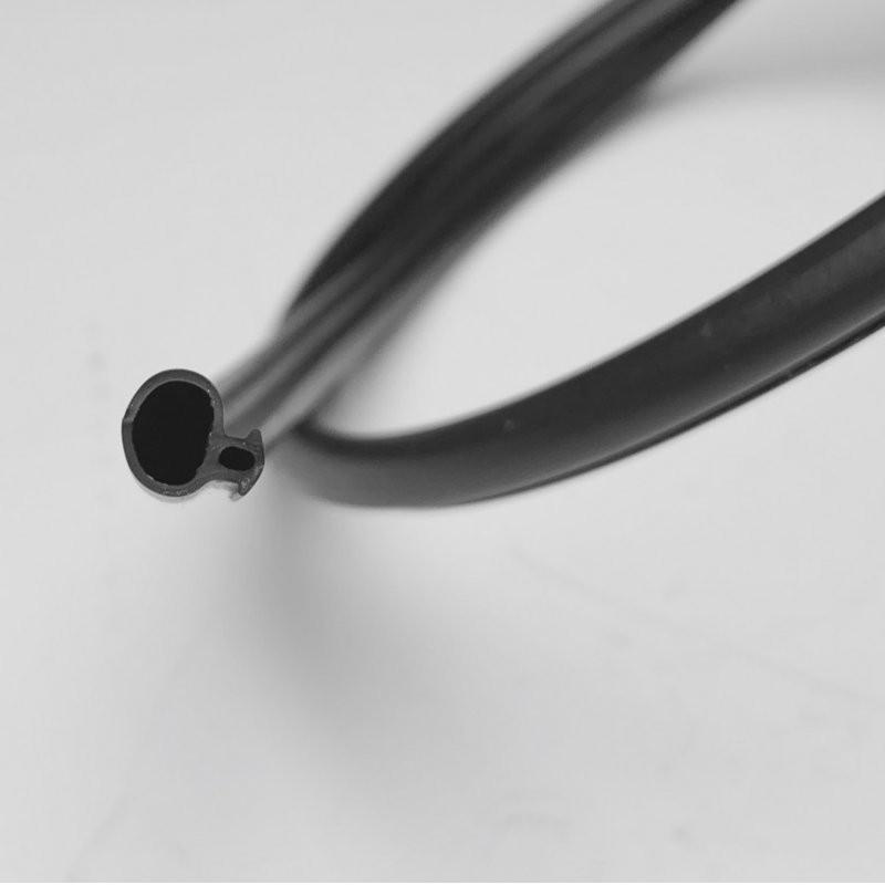 Joint d'étanchéité tubulaire pour gorge de 3 mm