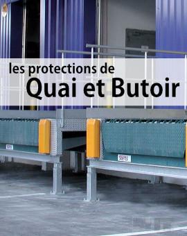 Les protections de Quai et Butoir
